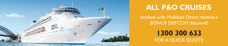Discounted cruises