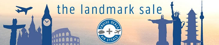 The Landmark Sale from Princess Cruises