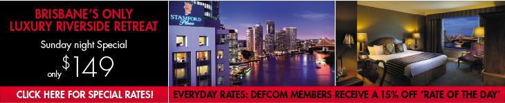 Click here to book Stamford Plaza Brisbane at great member rates